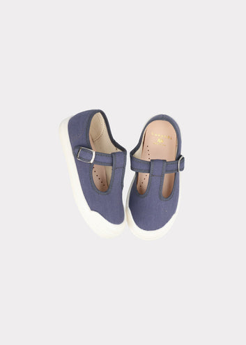 Julius Canvas Shoe, Night