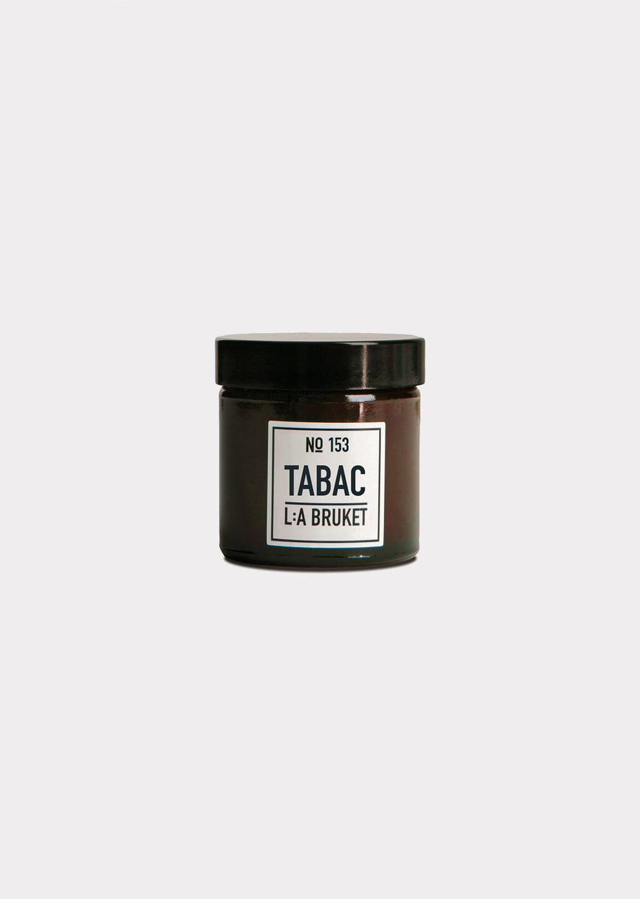 L:A Bruket | Scented Candle Tabac, Small