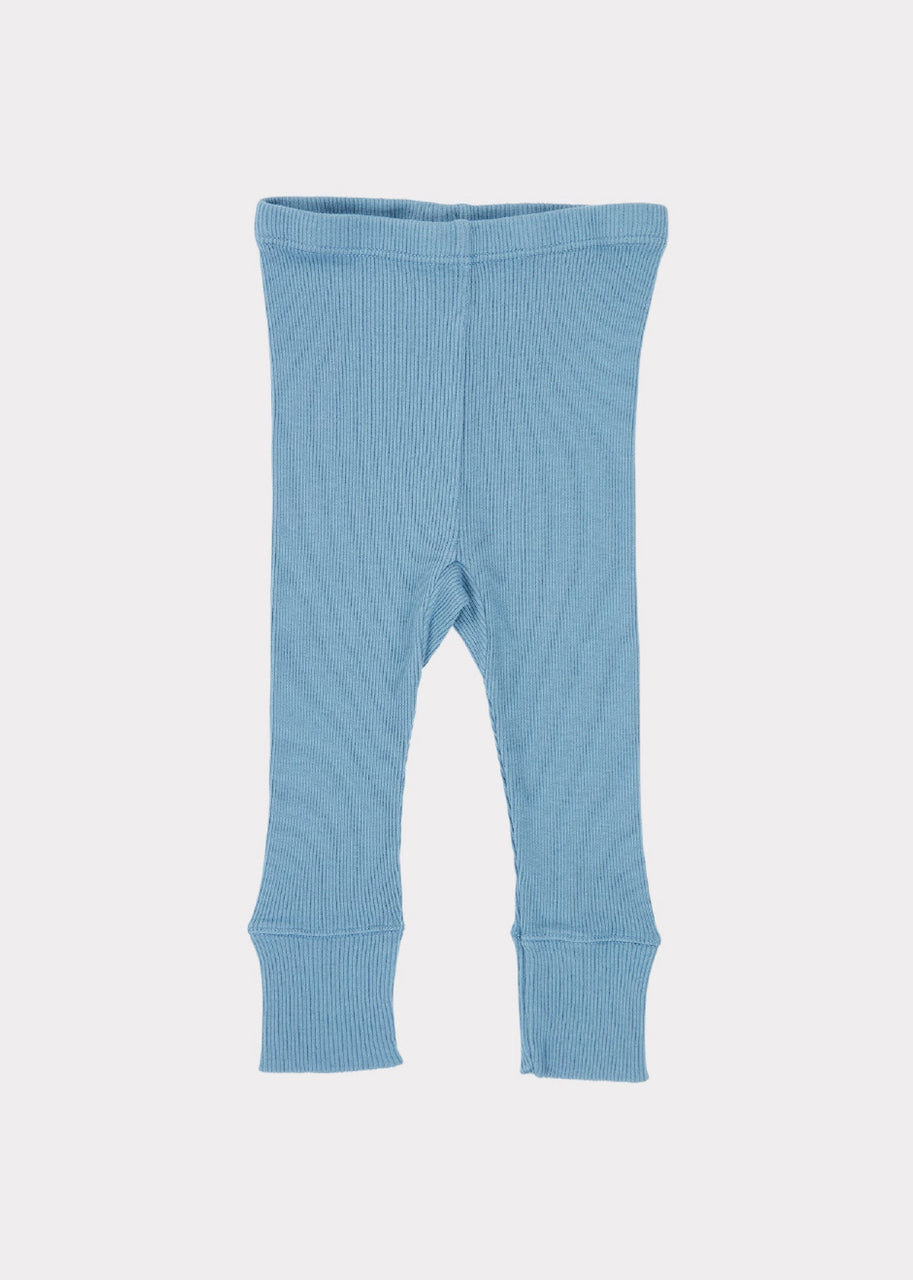 Chaffinch Baby Trousers, Blue