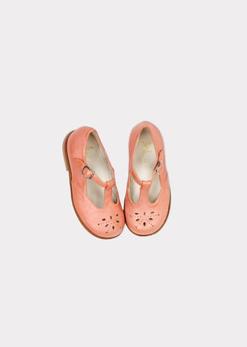 Emma Buckle Shoe, Anemone