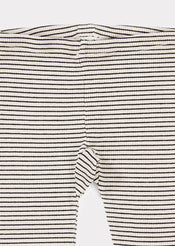 Krotos Baby Trouser, Oyster Stripe