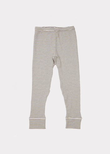 Krotos Trouser, Oyster Stripe