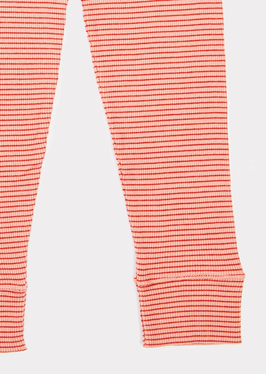 Krotos Trouser, Rose Stripe