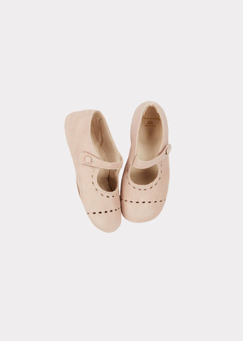 Nevada Shoe, Pale Pink