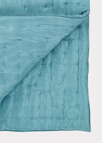 Quilt, Olympic Blue