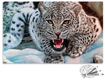 Load image into Gallery viewer, Fierce Mother Love - Limited Edition Print