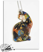 Load image into Gallery viewer, Ellie Reversible Necklace