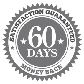 Image of 60-Days Money-Back Guarantee