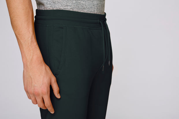Unisex Black Smith + Webb™Joggers