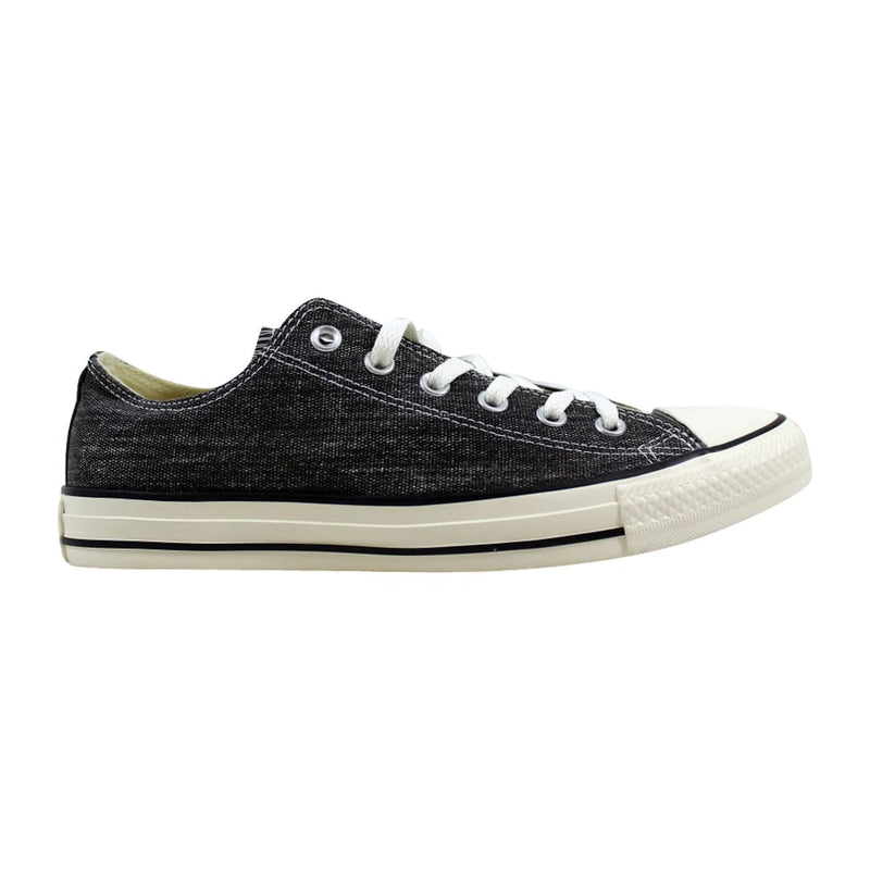 Converse Chuck Taylor Ox Black Egret/Black Denim  147037F Men's