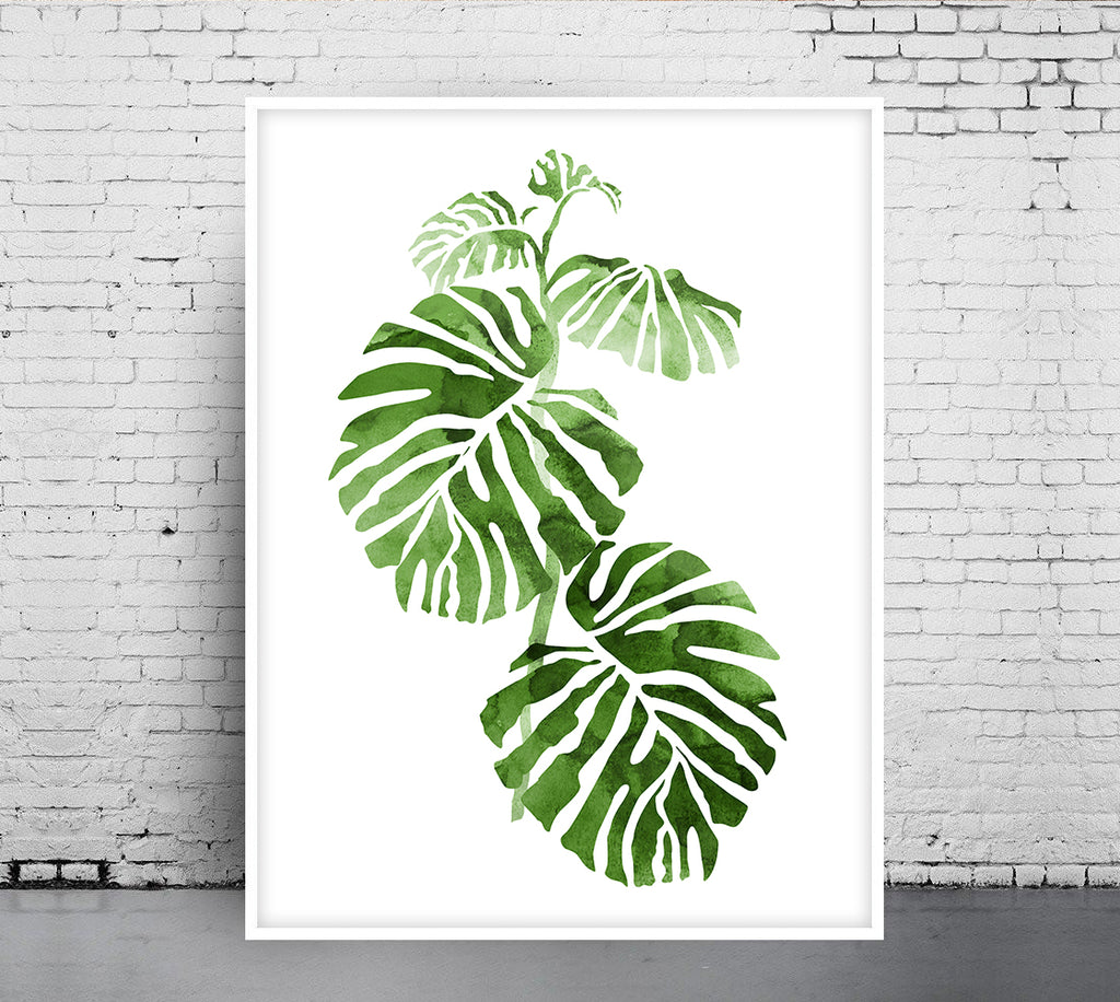 Products Tagged Tropical Leaves Art Wallartprints