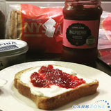 Low Carb® Jordgubbssylt 75% (320g) | Low Carb® Strawberry Jam (320g) - CarbZone - 4