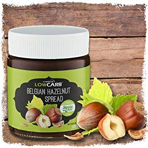 Low Carb® Belgian Hazelnut Spread (250g)