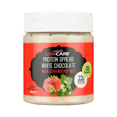 Low Carb® Protein White Chocolate Strawberry