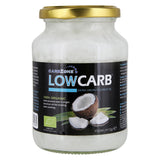 Low Carb® Ekologisk Extra Virgin Kokosolja (450ml) | Low Carb® Organic Coconut Oil (450ml) - CarbZone - 1