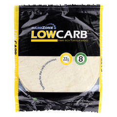 Low Carb® - Tortilla Small - CarbZone - 1