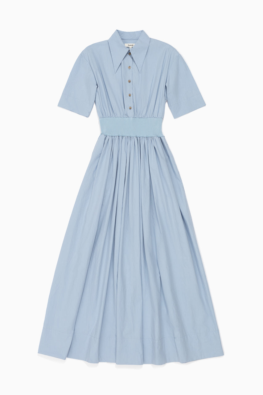 Dustine Dress Light blue