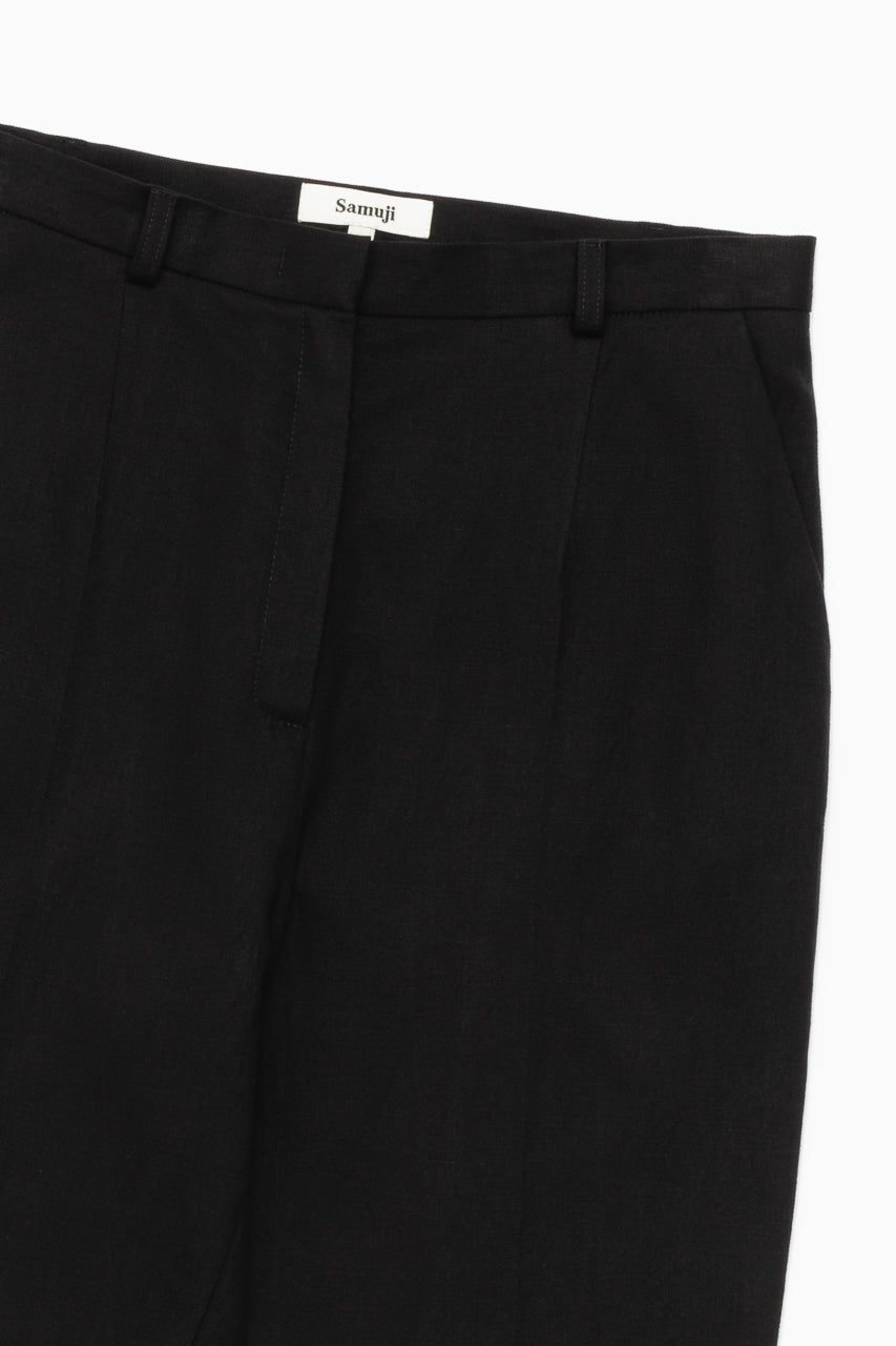 Samuji SS19 Chuu Trousers Black