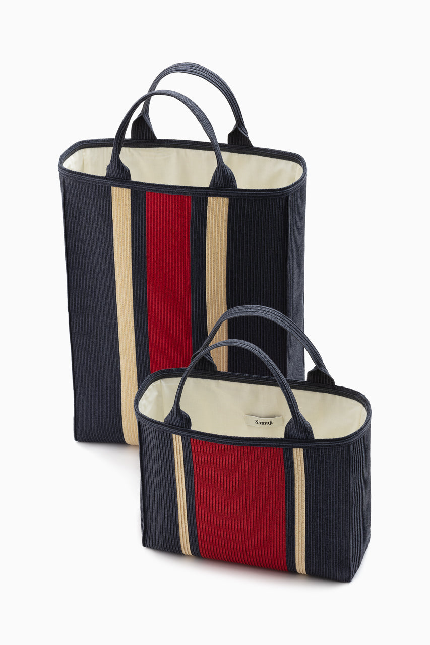 Small Stripe Tote