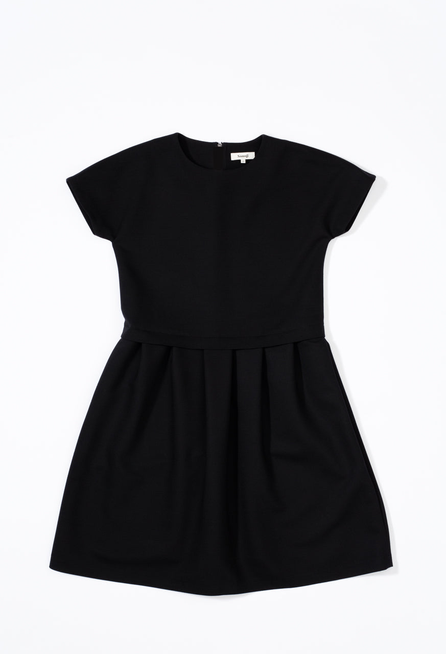 Faithful Dress Ombra Black