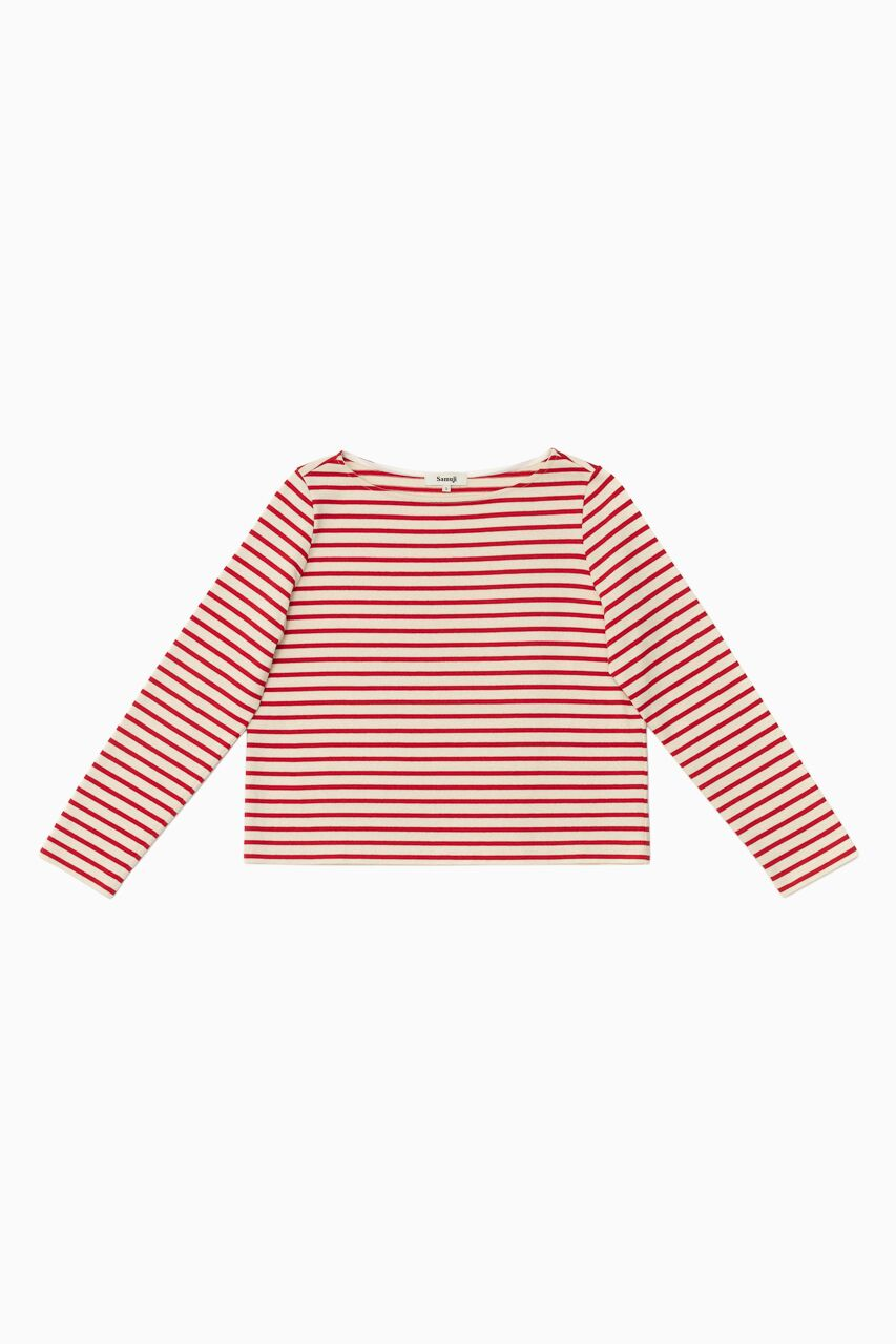 Samuji SS19 Rova Shirt Red