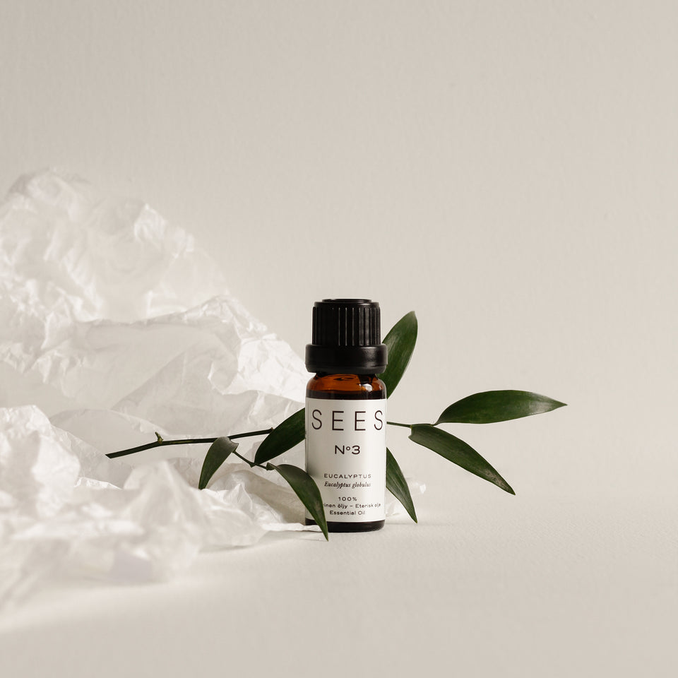 SEES Essential Oil No. 3 Eucalyptus