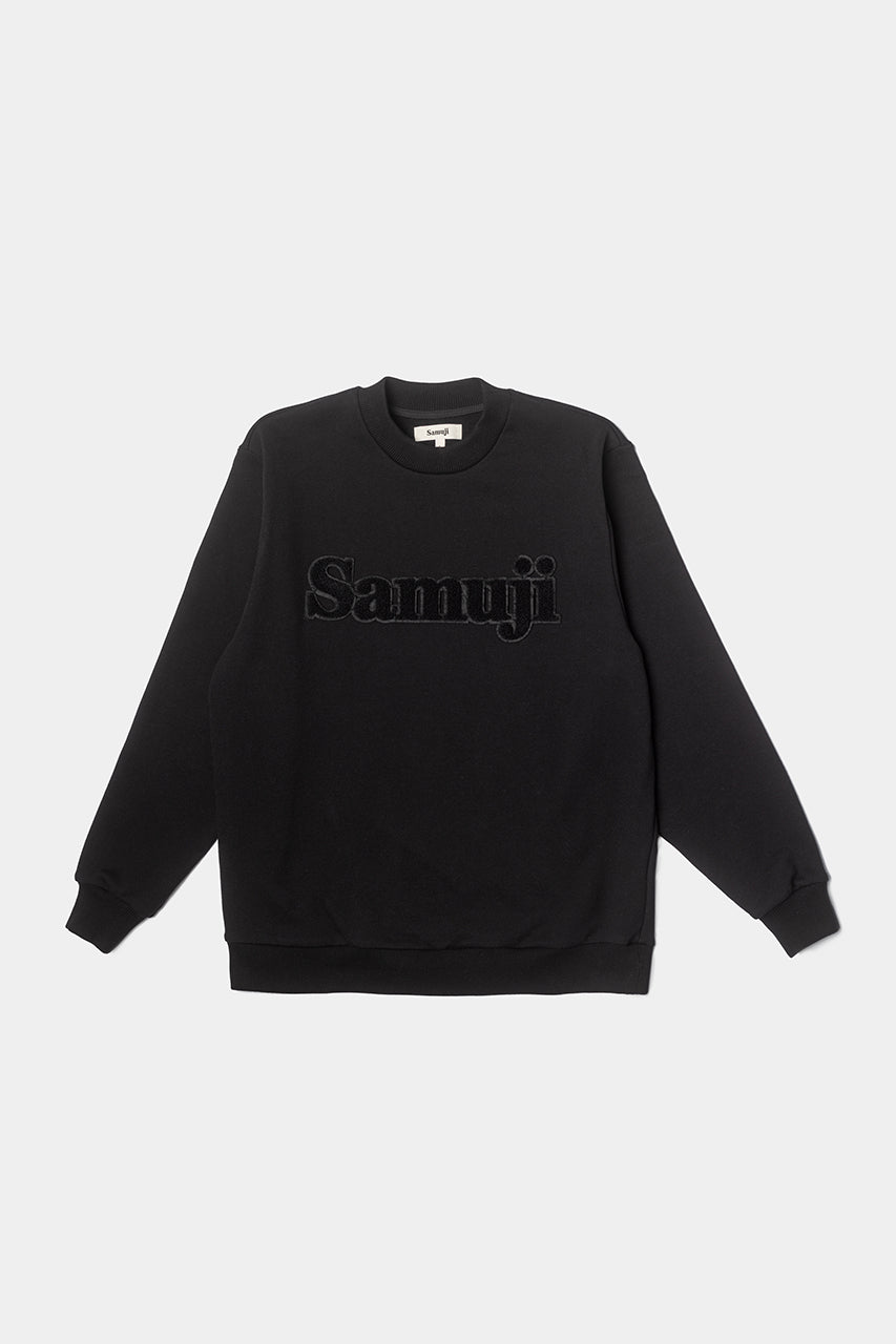 Samuji Sweatshirt Black