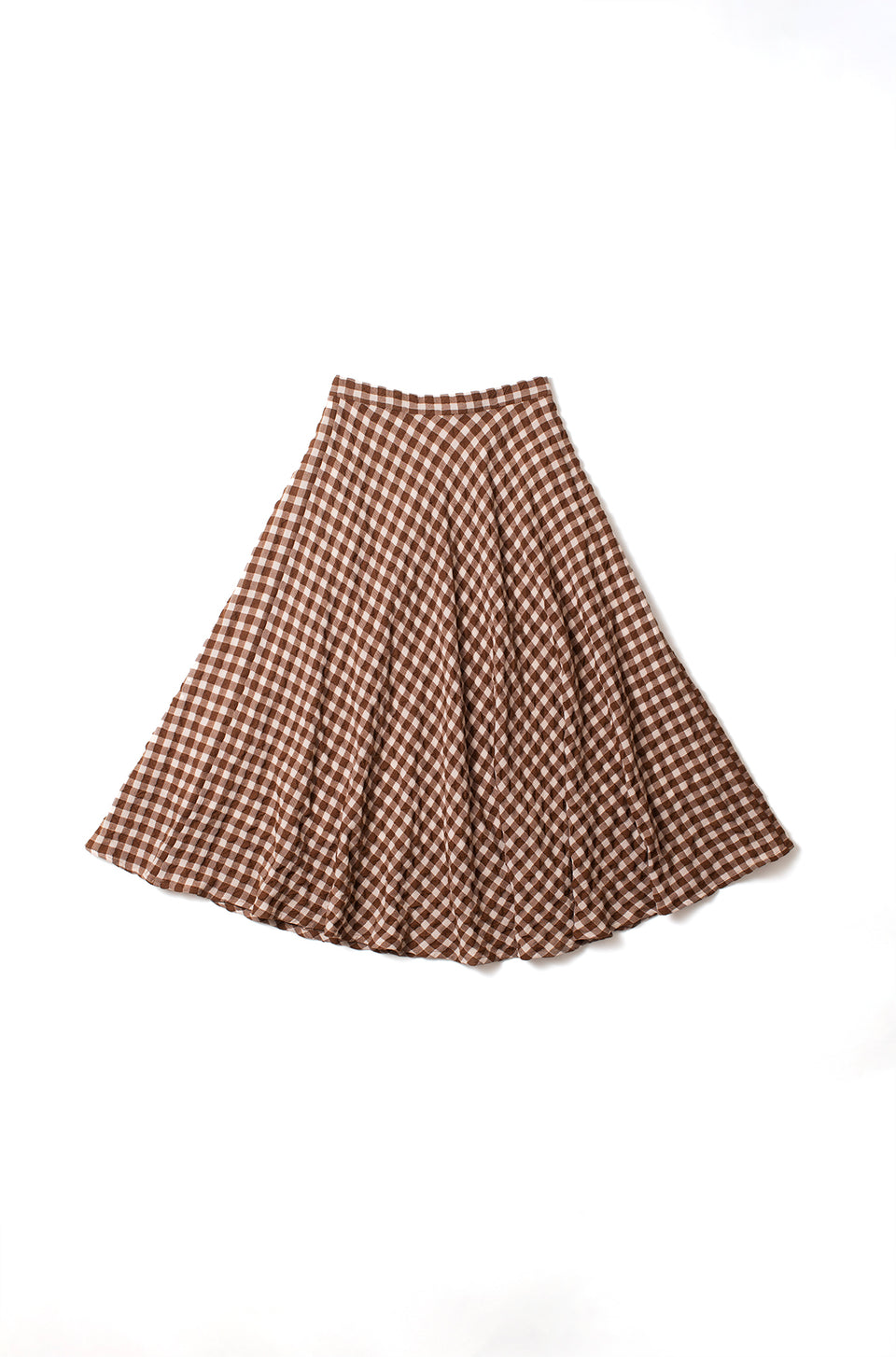 Asalt Skirt Wool Square