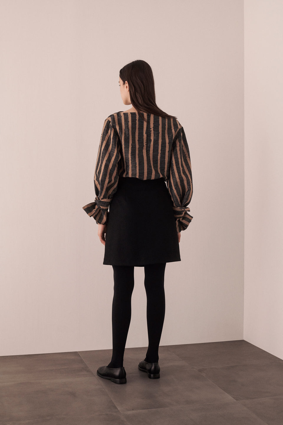 Sena Skirt Smart Wool