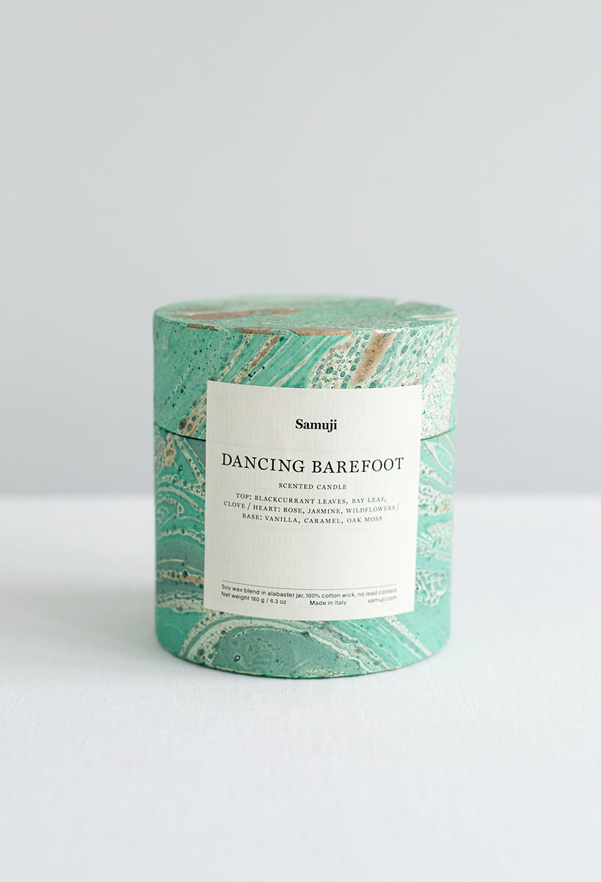Scented Candle - Dancing Barefoot