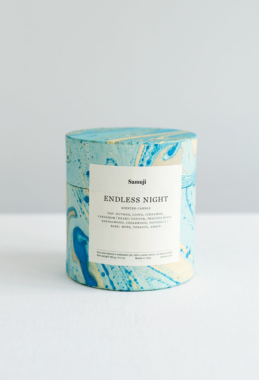 Scented Candle - Endless Night
