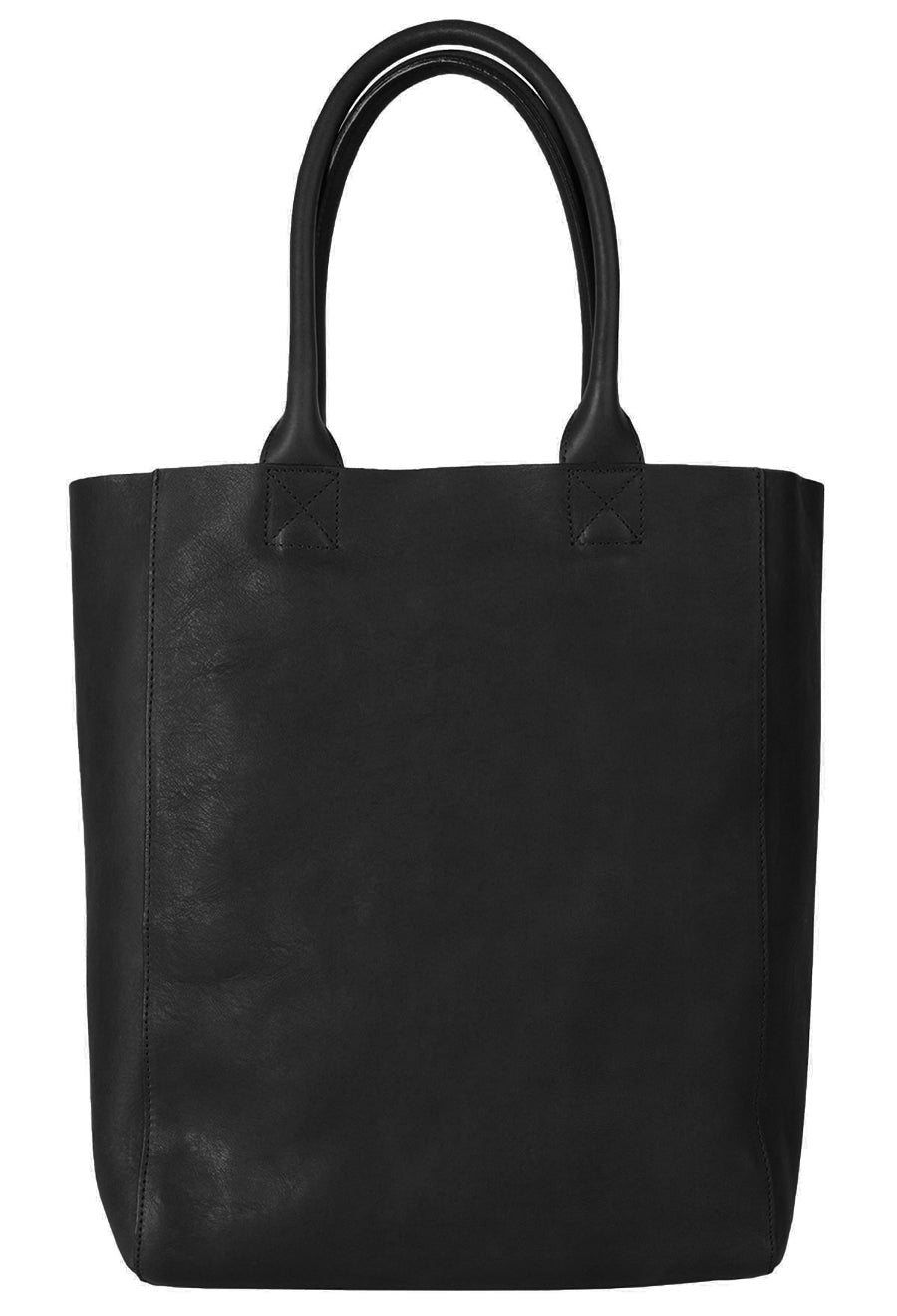 Samuji Unlined Tote Black