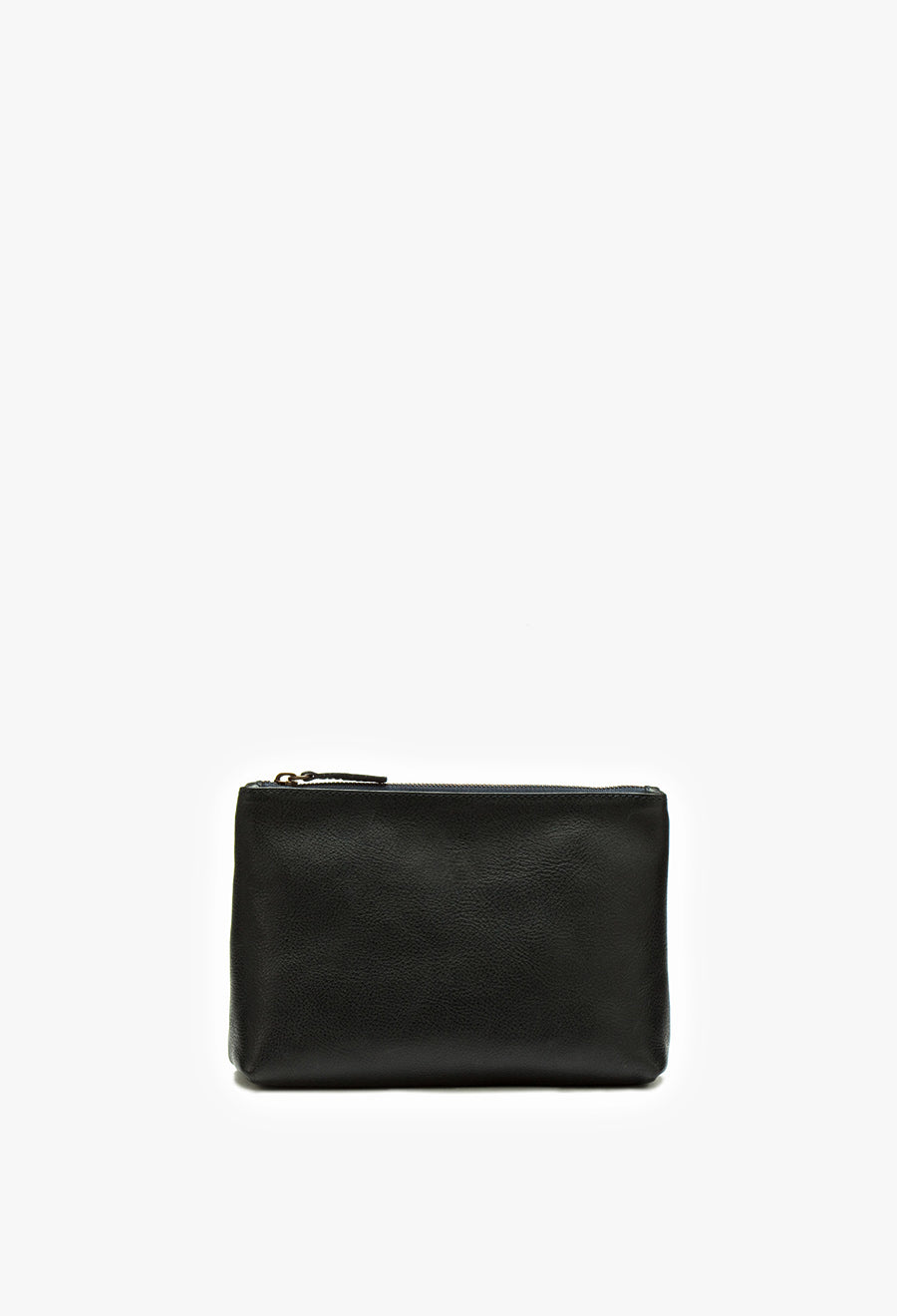 Small Vene Purse Black