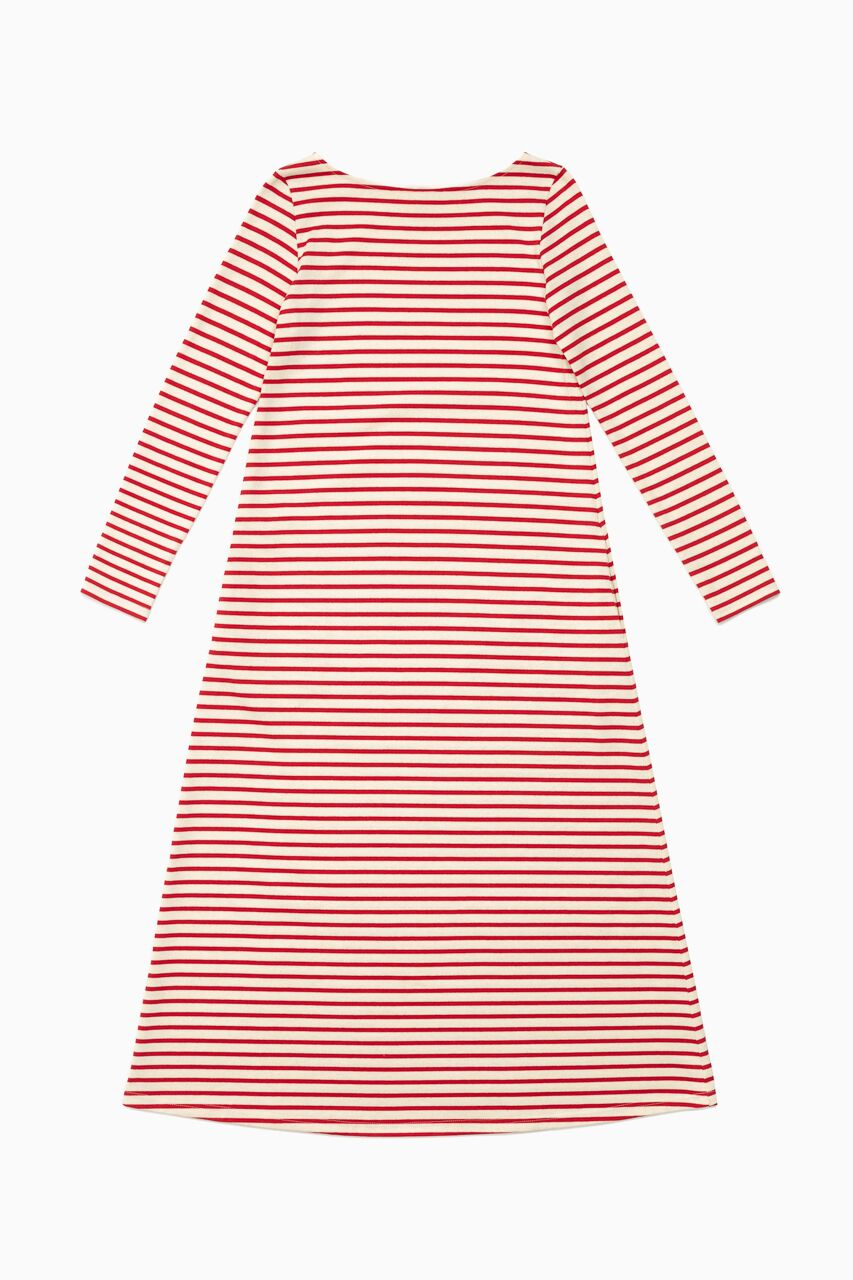 Samuji SS19 Lelia Dress Red