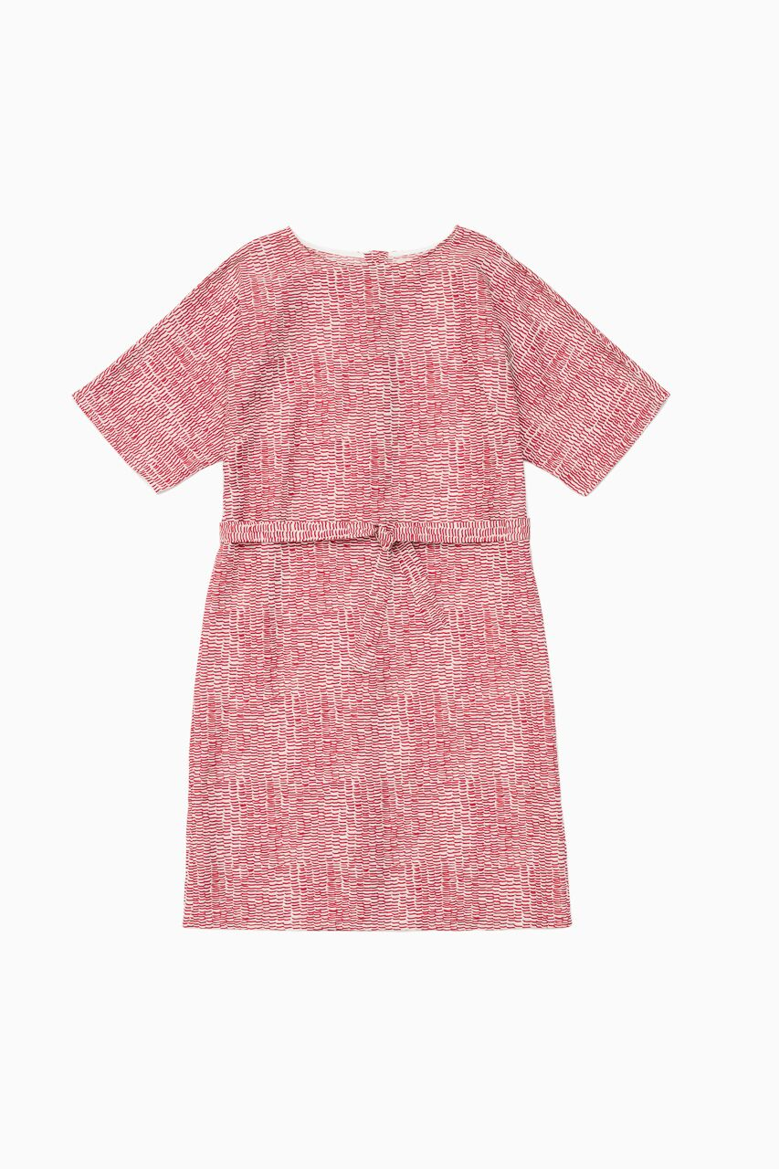 Samuji SS19 Neisa Dress Tuuli Red