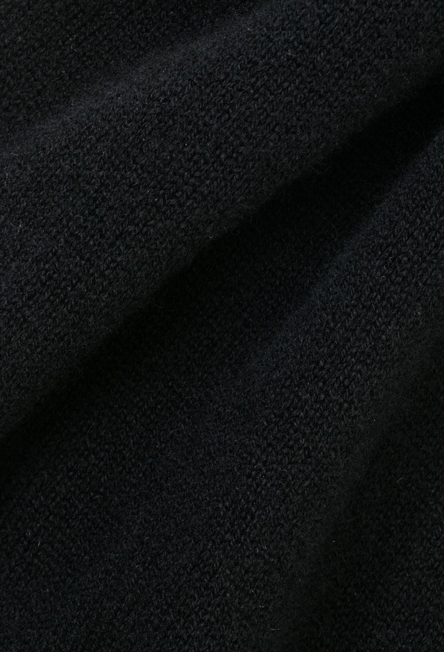 Cashmere Shawl Black
