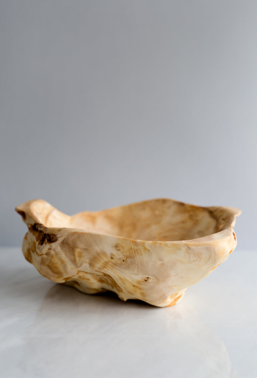 Burl Bowl Small