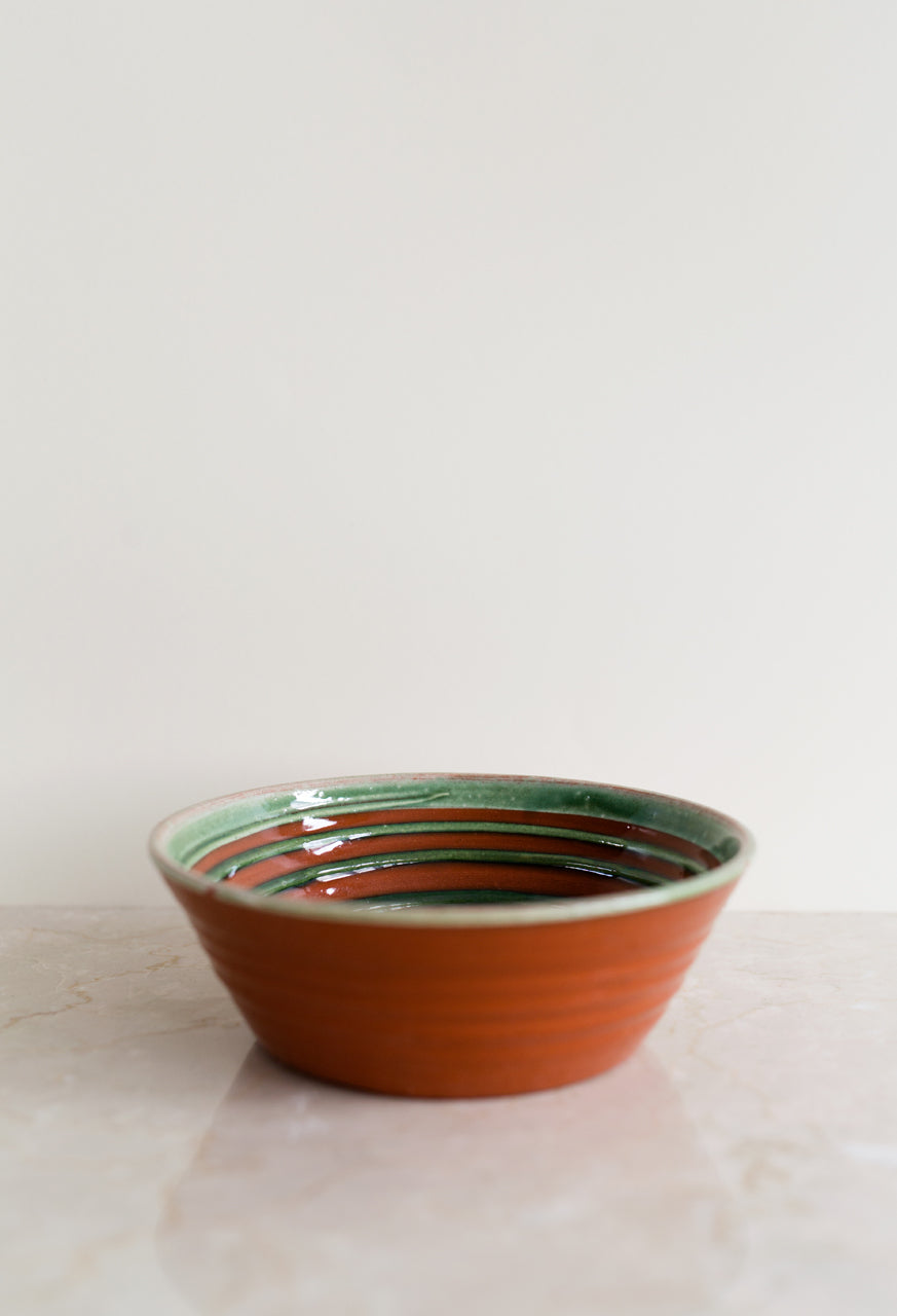 Red Clay Bowl