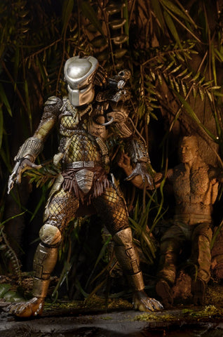 Predator Ultimate Jungle Hunter Action Figure