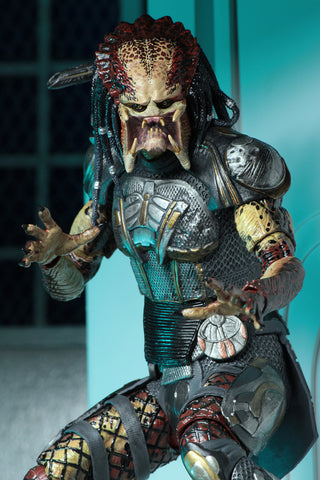 Predator (2018) – 7″ Scale Action Figure – Ultimate Fugitive Predator