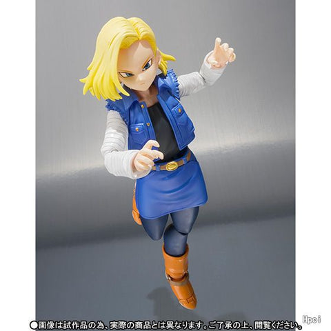 S.H.Figuarts Android 18 Action Figure