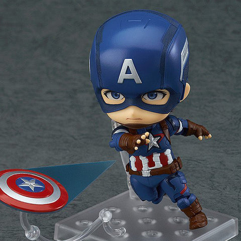 Captain America Nendoroid, Hero's Edition