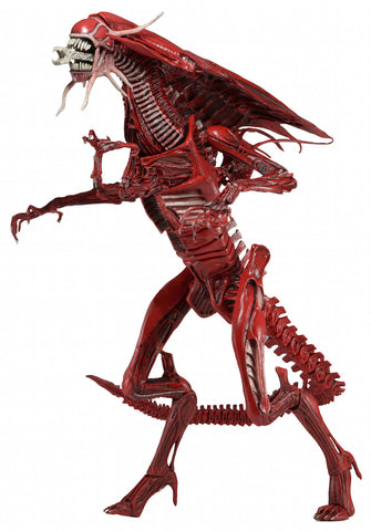 Aliens Genocide – Red Alien Queen Ultra Deluxe Boxed Action Figure