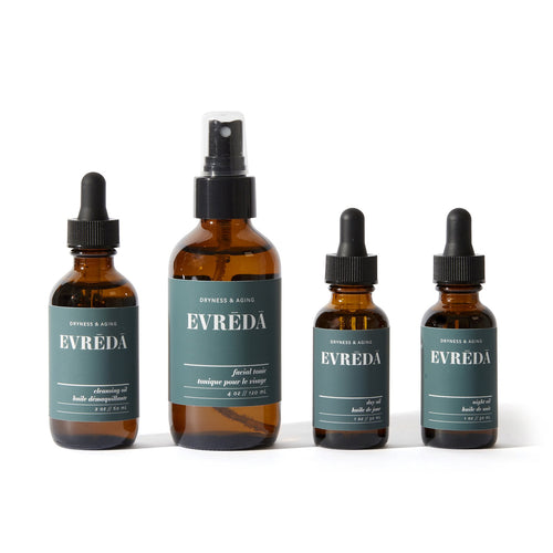 Evreda Dryness & Aging Ultimate Glow Bundle