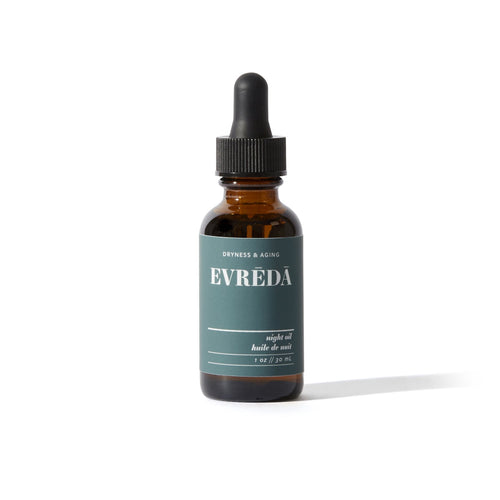 Evreda Dryness & Aging Night Oil