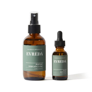 Evreda Oiliness & Breakouts Everyday Essentials Bundle