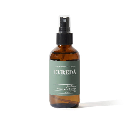 Evreda Oiliness & Breakouts Facial Tonic