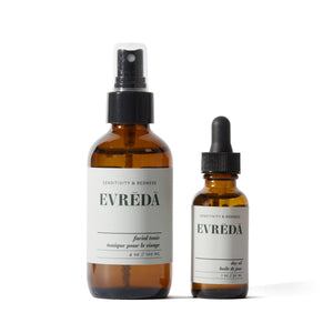 Evreda Sensitivity & Redness Everyday Essentials Bundle