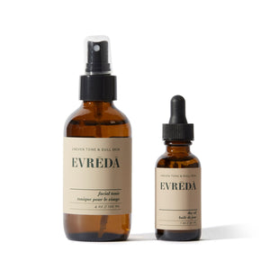 Evreda Uneven Tone & Dull Skin Everday Essentials Bundle
