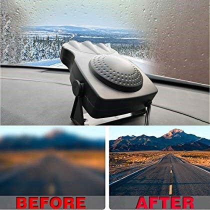 Portable Windshield Defroster 8